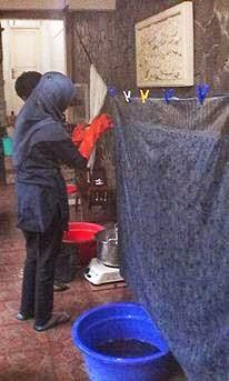 Kursus Batik Privat- Pengajar Datang