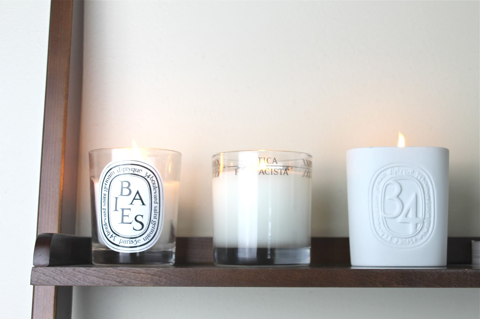 THE PERFECT CANDLES FOR SUMMER BURNING