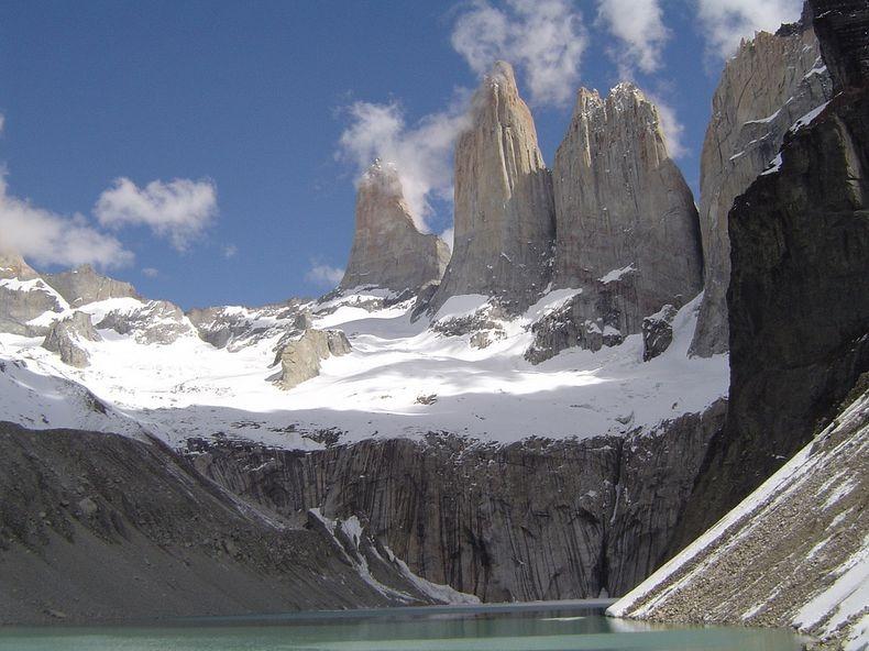 Spectacular Granite Spires at Torres del Paine National Park 1