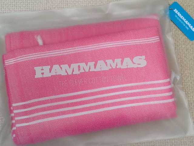 Hammamas cotton towel