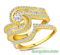 Perhiasan Cincin EMAS