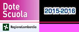 DOTE SCUOLA 2015 2016