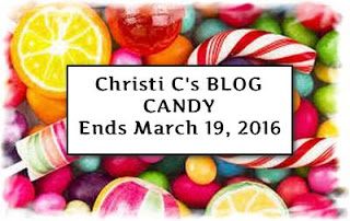 Christi's Blog Candy