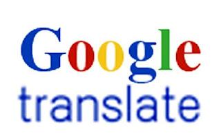 Google Translate atau Terjemahan