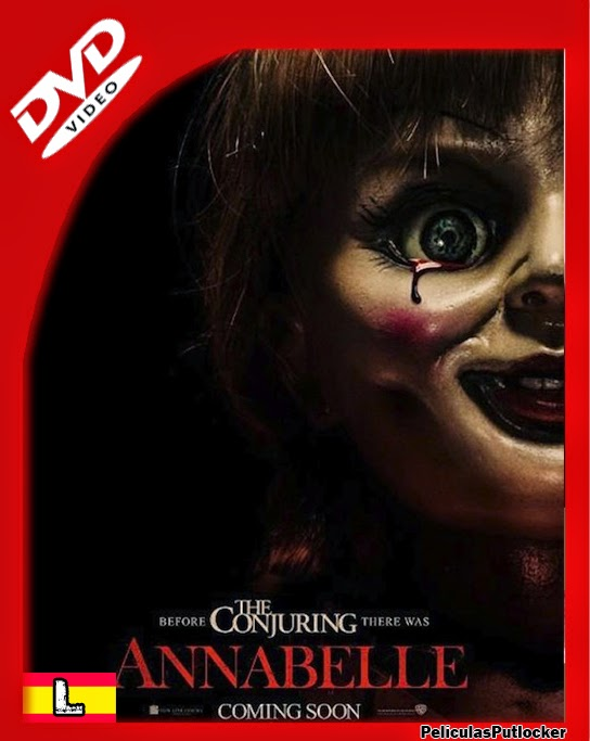 Annabelle [DVDRip][Latino][MG-1F-NL]
