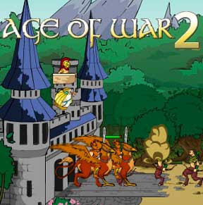 Flash-игра Age of war 2