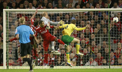 Liverpool 1 - 1 Norwich (3)