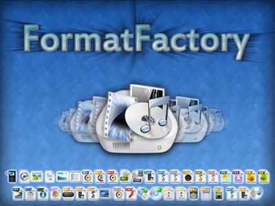 Converting of popular video formats in MP4, 3GP, MPG, AVI, WMV, FLV, SWF