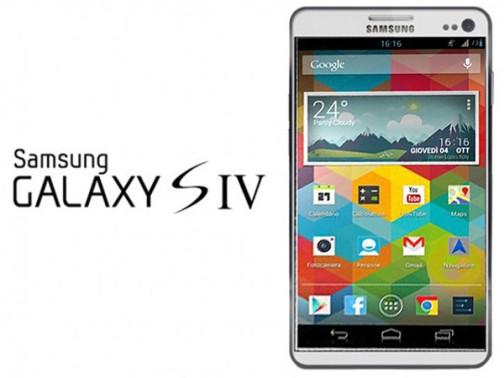 Samsung Galaxy SIV (4) Smartphone