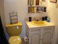 Harvest Gold Toilet