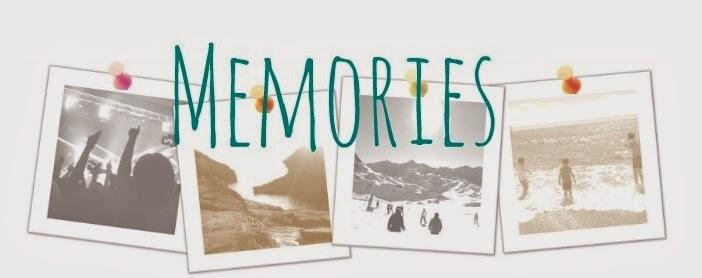 Memories, photographs, blog