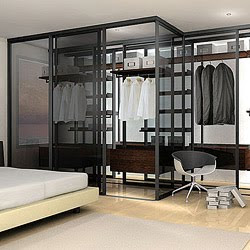 begehbare kleidersch nke. Black Bedroom Furniture Sets. Home Design Ideas