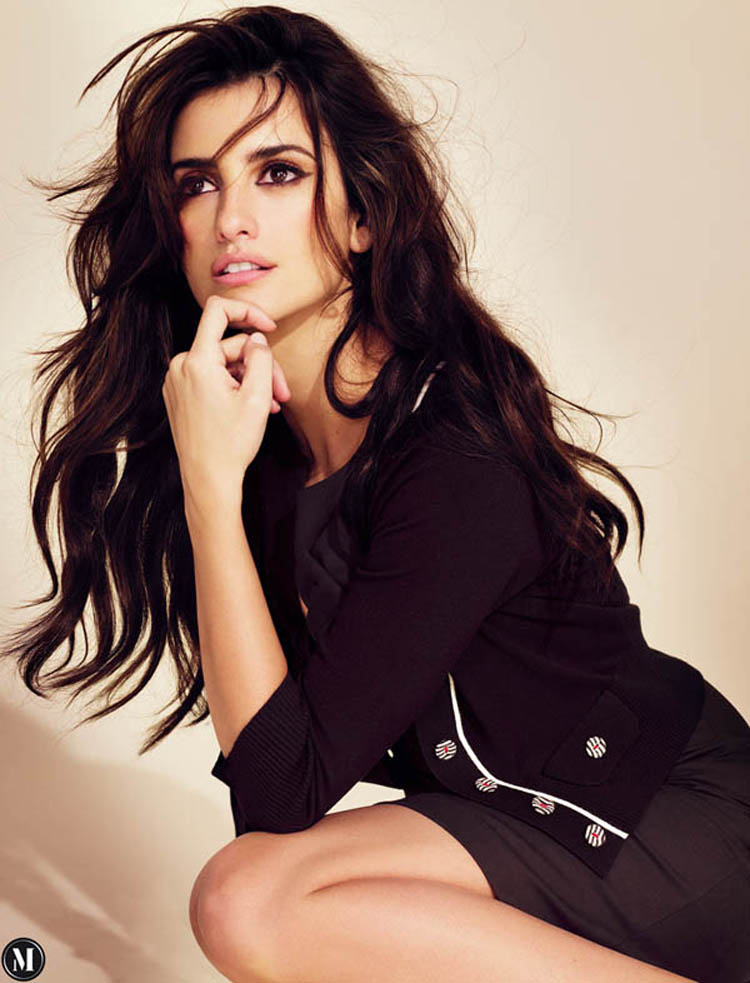Fashionable Celebrity Hairstyle Penelope Cruz 13
