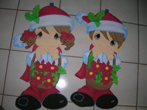 Dibujos de navidad con foami - Imagui