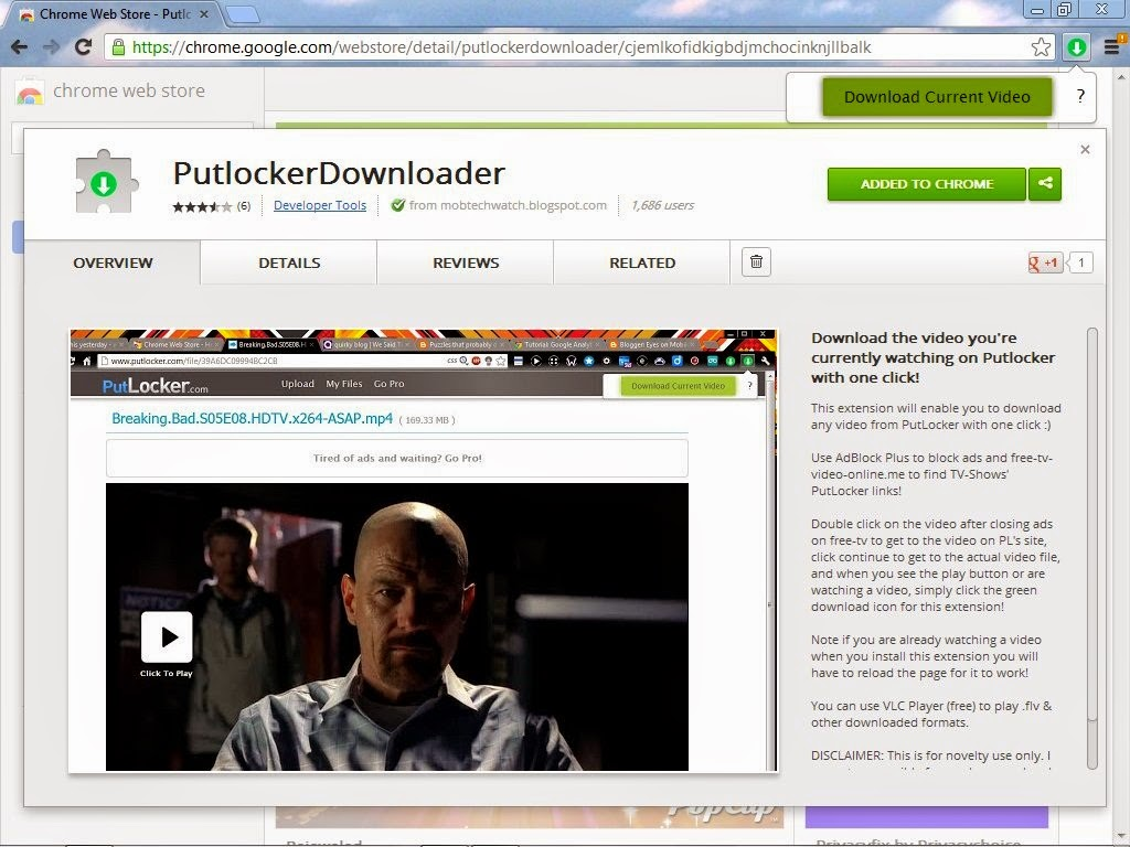 PutLockerDownloader