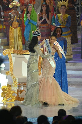 Megan Young Miss world 2013