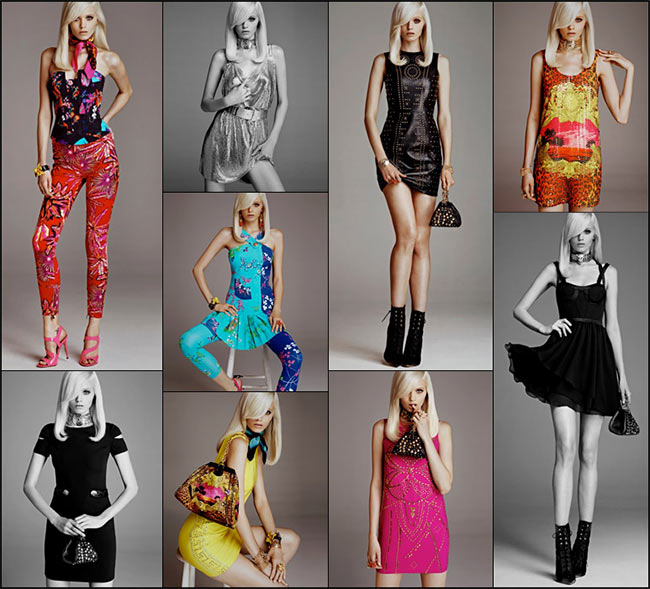 Versace for H&M, Versace, H&M, Versace for H&M collection