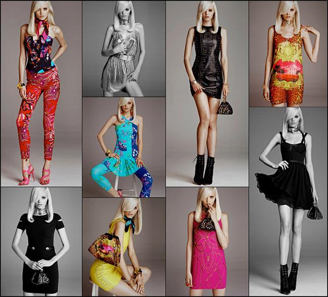Versace for H&M, Versace, H&M, Versace for H&M collection