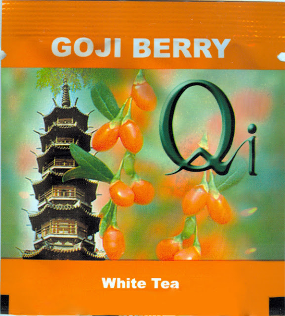 Goji Berry White Tea - http://goo.gl/svNWZ