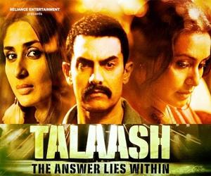 Talaash The Hunt Begins Movie Watch Online