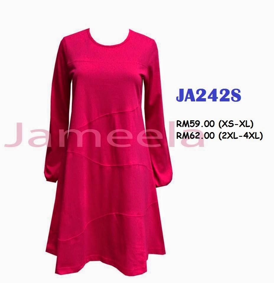 T-shirt-Muslimah-Jameela-JA242S