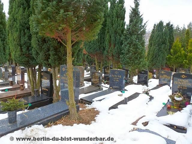 berlin, Jüdische friedhof