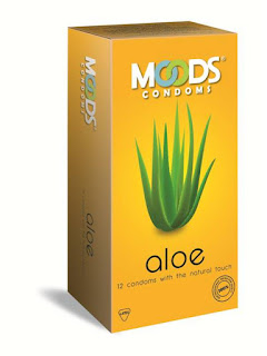 Moods Aloe Condoms