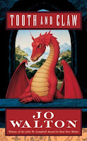 tooth and claw by jo walton book cover