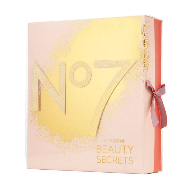 no7 beauty advent calendar 24 days of beauty secrets