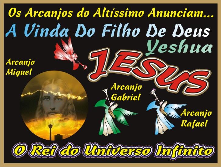 A Vinda Do Filho Unigênito do Altíssimo - Yeshua - Jesus Nosso Salvador