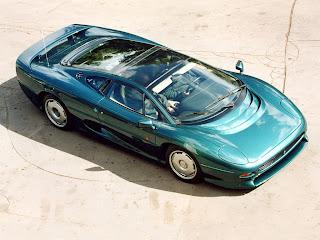 Jaguar XJ-220