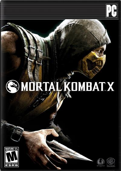 Mortal Kombat X (2015) Update v20150722