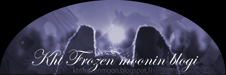 Keppihevostalli Frozen moonin blogi