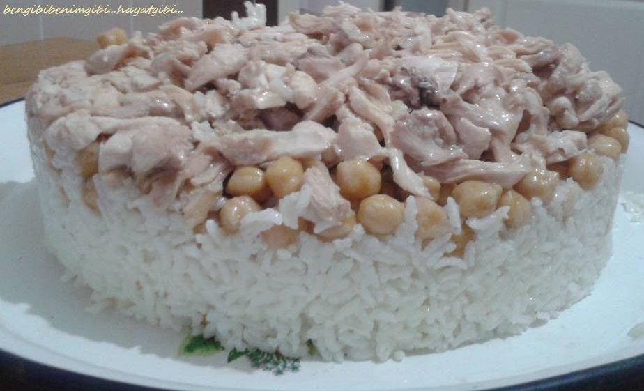 Düdüklü tencerede tavuklu pilav oktay usta — Görsel Yemek ...