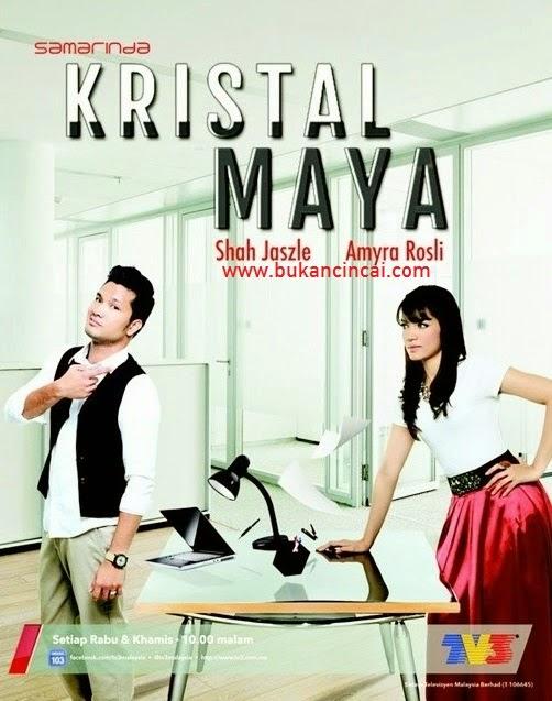 Tonton Kristal Maya TV3 Full Episode