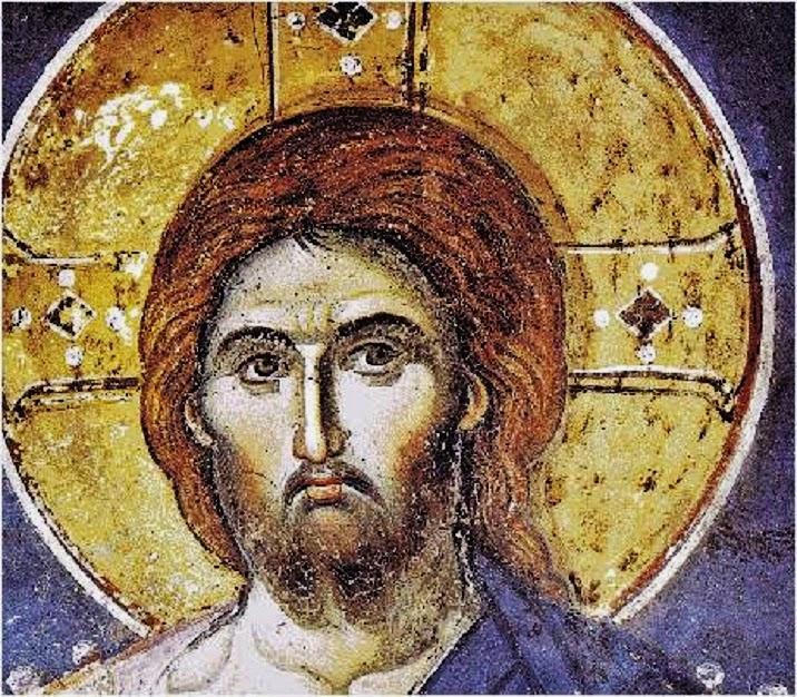 Αποτέλεσμα εικόνας για αγιογραφίες του κυρ Εμμανουήλ Πανσέληνου στο ναό του Πρωτάτου