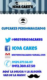 Mister Icoa Cakes