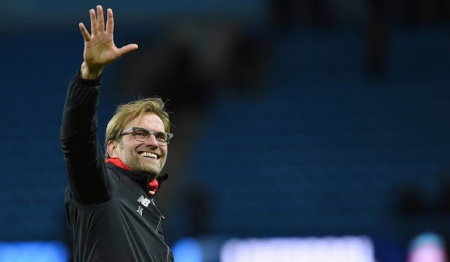 Klopp is making waves at Liverpool