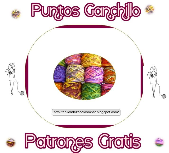 Vistoso Los Patrones De Crochet Puntadas Fotos - Patrón de Vestido ...
