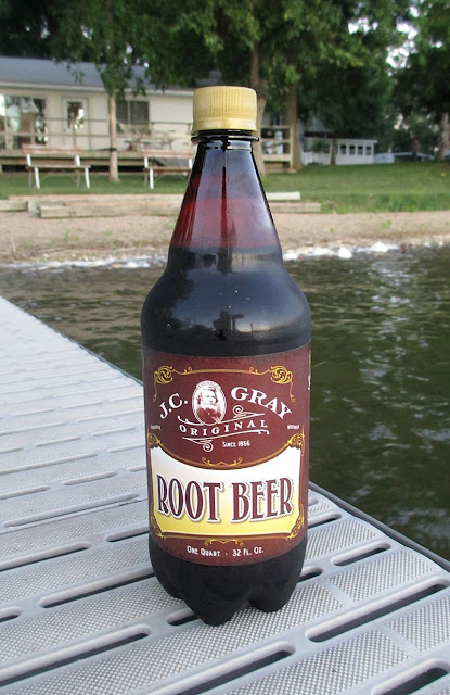 J.C. Gray Root Beer