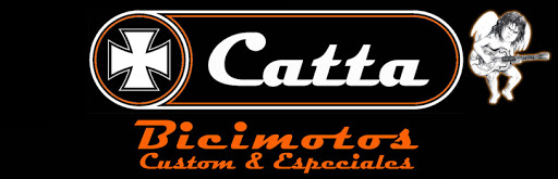 Bicimotos Catta - Custom & Especiales - Motorized bycicles