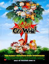 Los rugrats: Vacaciones salvajes (2003)