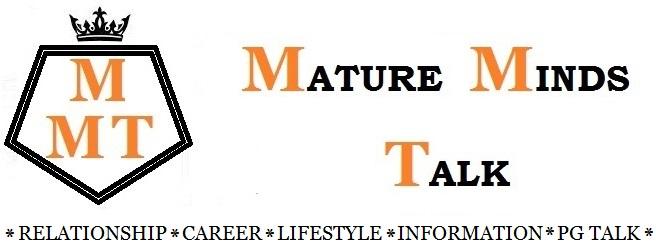 MATURE MINDS TALK