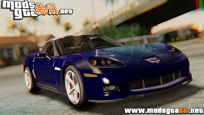 SA - Chevrolet Corvette Sport