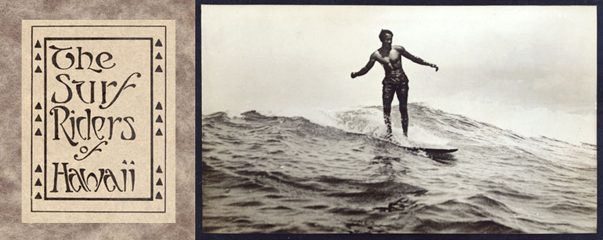 The Surf Riders of Hawaii