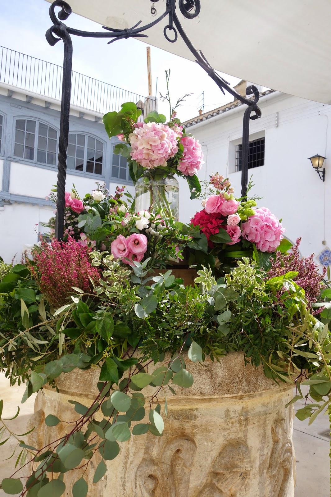 Decoración campestre bodas Valencia