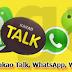 Perbandingan Kakao Talk, Whatsapp, Line dan WeChat!