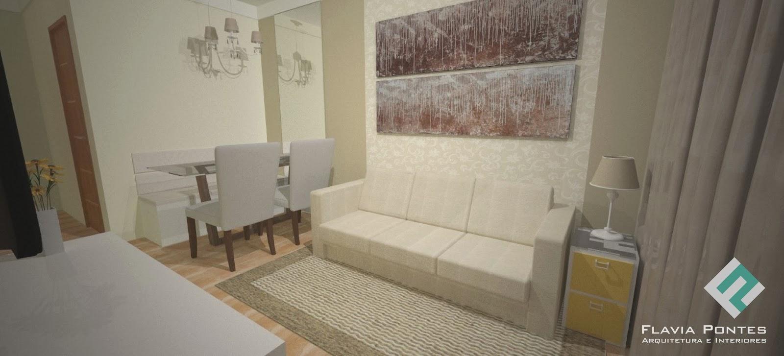 Sala Jantar Estar Pequena ~ Próximo à porta de entrada, um rack de 1,50m de largura branco e