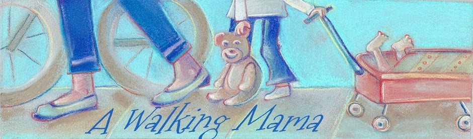 A Walking Mama