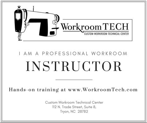 LDC supports Workroom Tech:
